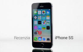 Recenzia iPhone 5S titulka 2
