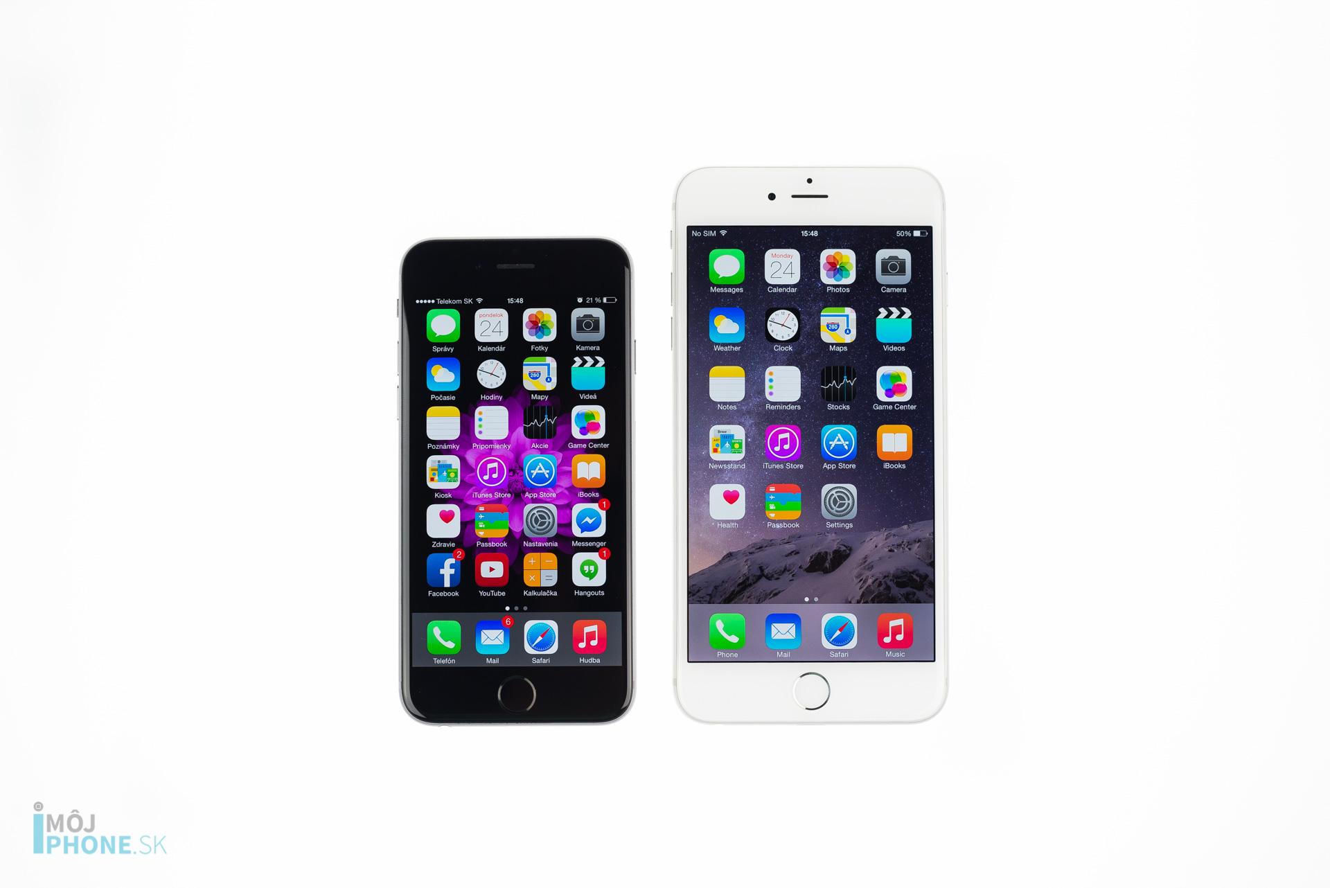 iPhone 6 recenzia