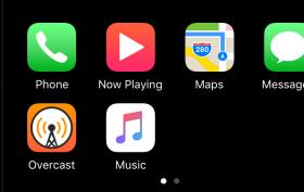 CarPlay iOS