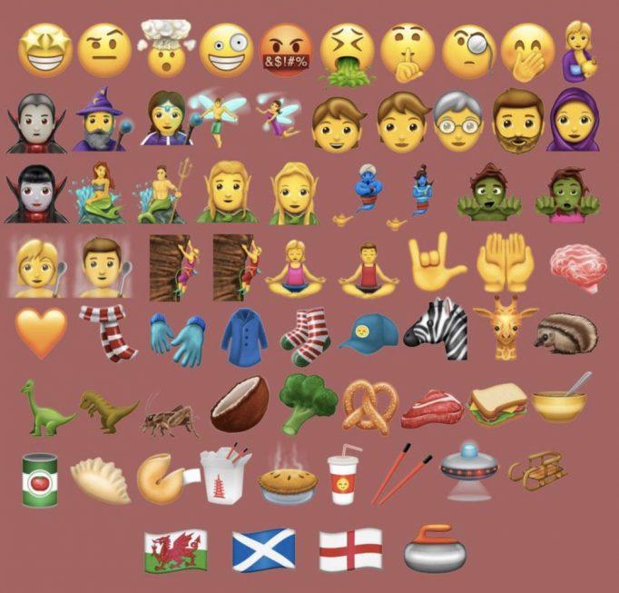 unicode-10-emoji