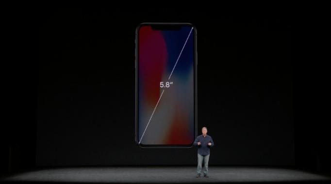 Rozmer nového iPhone X