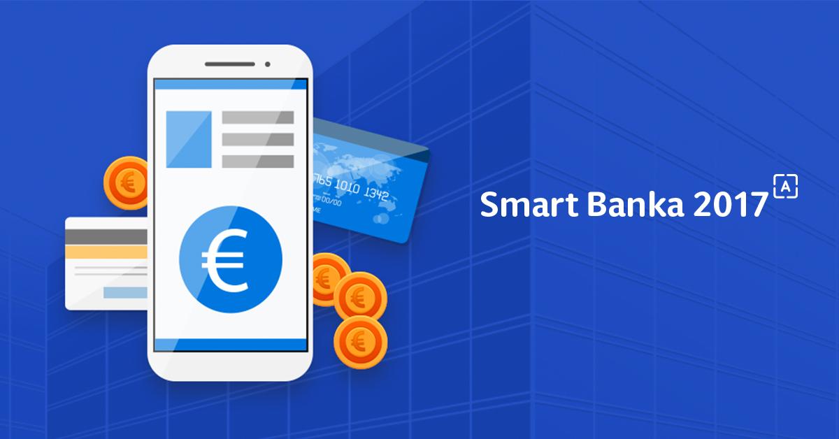 449dd4979 Smart Banka 2017: Hlasujte za najlepšiu bankovú aplikáciu a vyhrajte  Samsung Galaxy S8! - MojIphone.sk