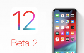 iOS 12 beta2